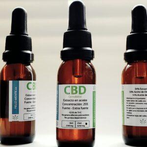 Extracto de cannabis