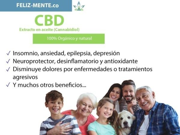 Beneficios CBD