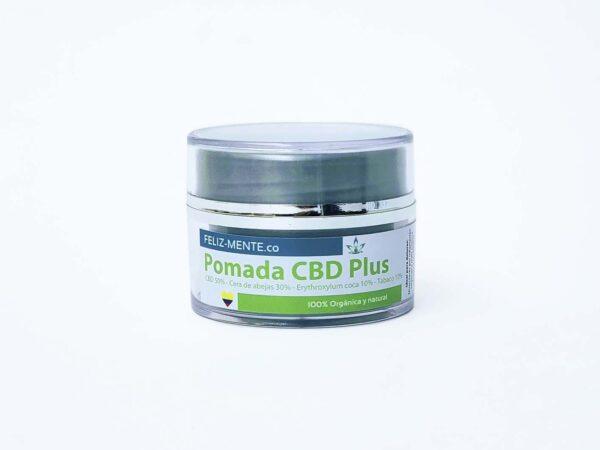 Pomada de Cannabis