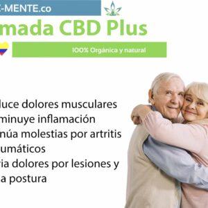 Pomada CBD Plus