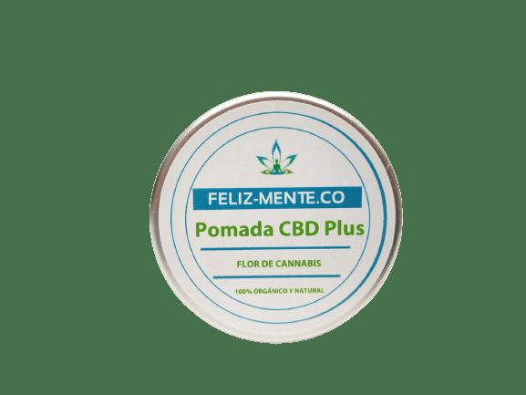 Pomada con CBD en Colombia